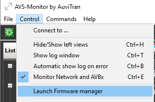 AuviTran » Software Download